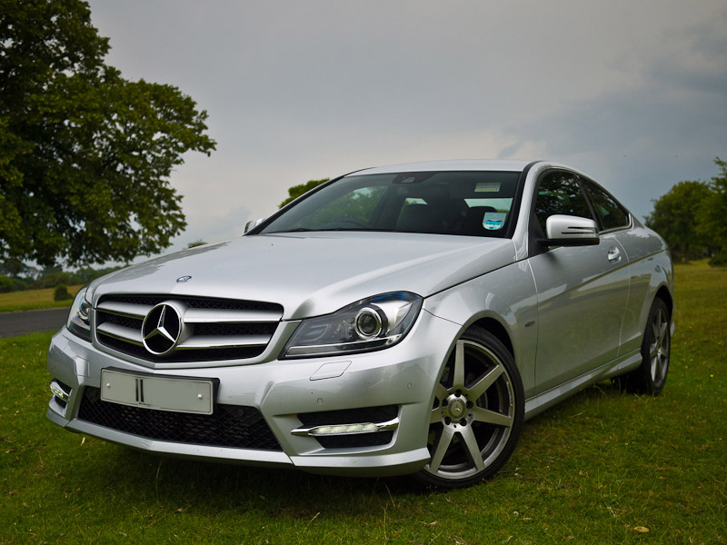 c220 coupe loan car mbclub uk bringing together mercedes enthusiasts. Black Bedroom Furniture Sets. Home Design Ideas
